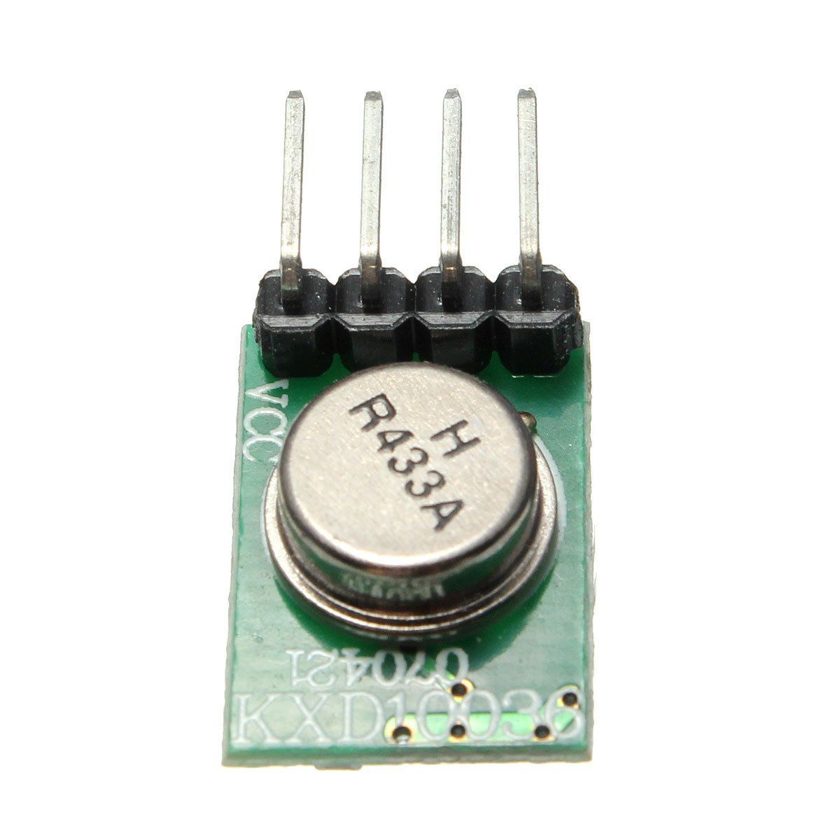 Superheterodyne 3400 Radio Receiver Module + 433RF Wireless Transmitter Module