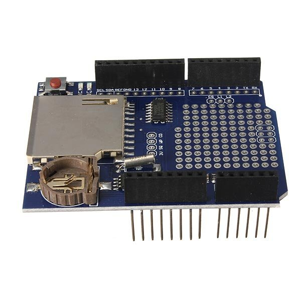 Logging Recorder Shield Data Logger Module For Arduino UNO SD Card