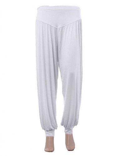Hot Harem Yoga Pant Dance Plus Size Loose Trousers
