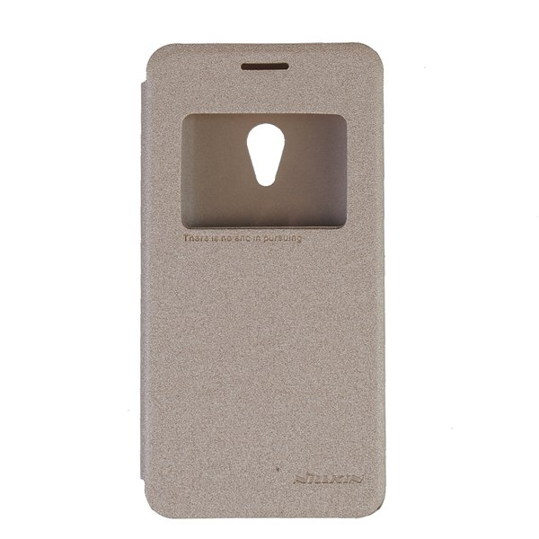 Nillkin Sparkle View Samrt Flip Leather Case For Asus Zenfone 5