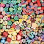 Nail Art Fimo Canes Rods Sticker Decoration Dollhouse