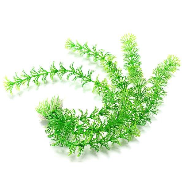 32cm Aquarium Artificial Simulation Green Grass Landscaping Decoration