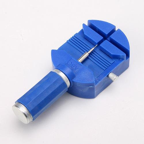 Watch Band Strap Pin Link Remover Adjust Repair Tool Blue