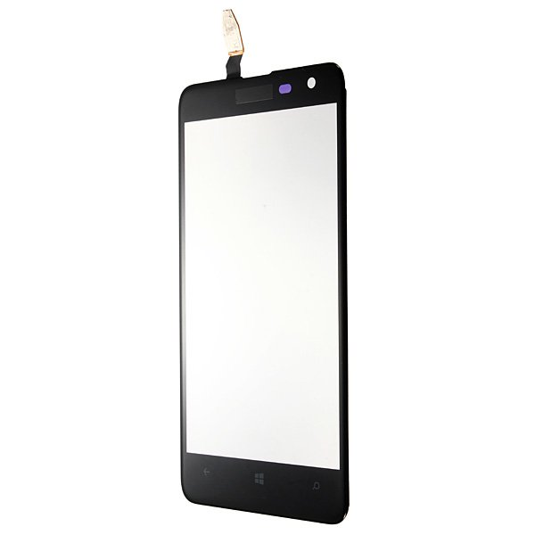 Touch Screen Digitizer Glass Replacement Parts For Nokia Lumia 625