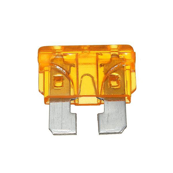 120xAssorted Standard Auto Mini Blade Fuse 5 7.5 10 15 20 25 30 AMP