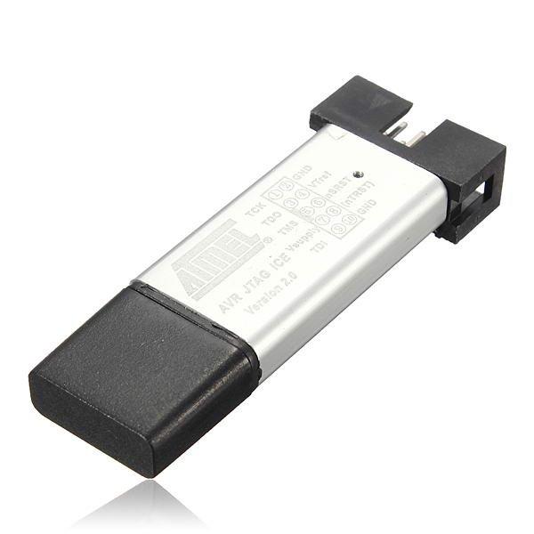 USB Download Programmer Emulator Debugger For AVR JTAG ICE Atmega