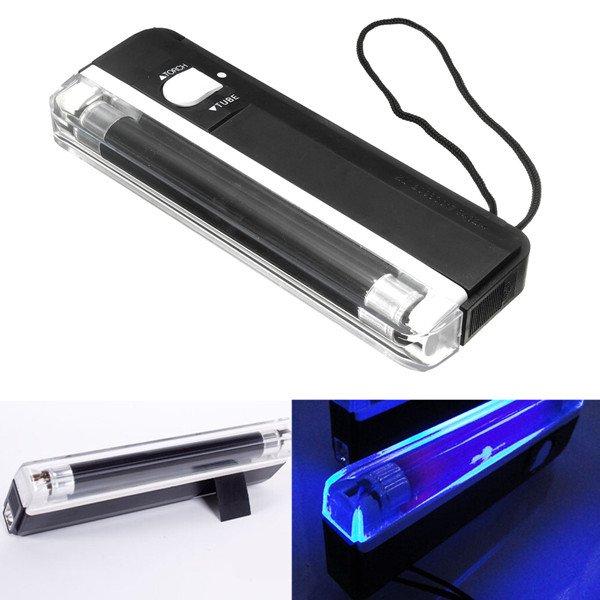 UV Glow Black Light Ultra Violet Pet Urine Stain Detector Effects