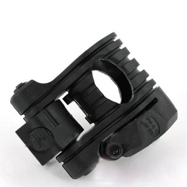 Black Rifle Tactical 5 Position Flashlight Laser Mount Picatinny