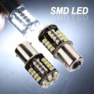 2xCar 1156 BA15S Pure 44 SMD LED Tail Brake Interior Bulb