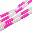 Plastic Adjustable Beaded Jumping Skipping Rope