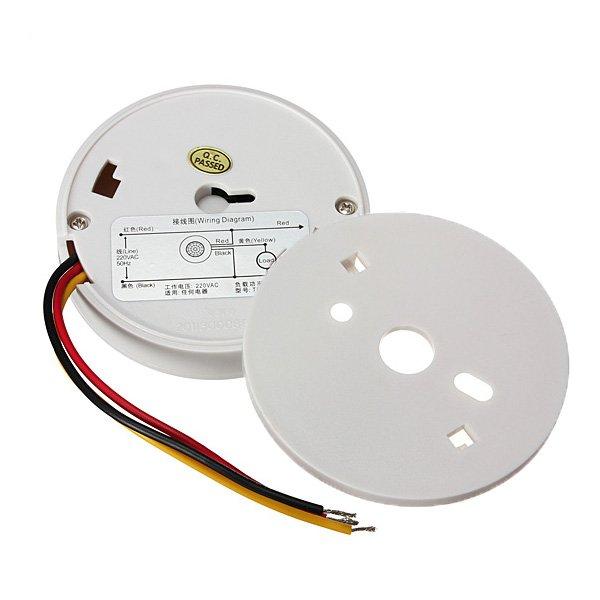 Infrared IR Motion Sensor Ceiling Switch Lamp Light Control