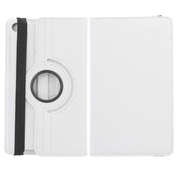 360 Rotating PU Leather Case Stand For ASUS Google FHD Nexus 7 2nd
