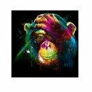 Chimpanzee 5D DIY Diamond Painting Embroidery Cross Stitch Home Wall Decor Art