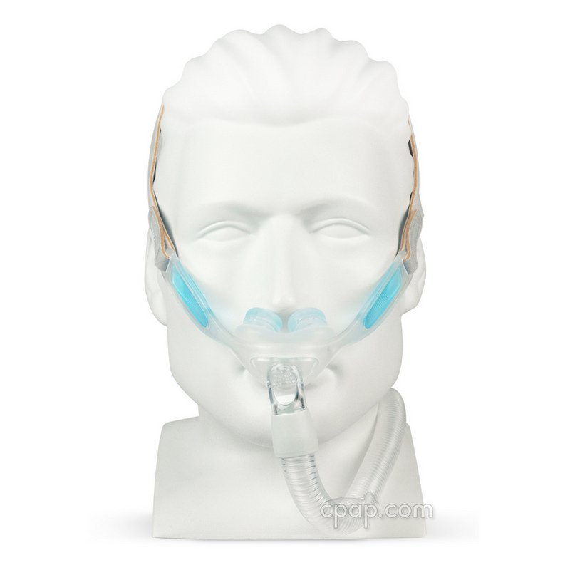 40% off -- NEW Nuance & Nuance Pro Nasal Pillow CPAP Mask with Gel Nasal Pillows, Size S, M, L