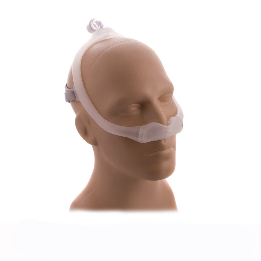 30% off -- New Philips Respironics DreamWear Nasal CPAP Mask with Headgear, size S, M, L