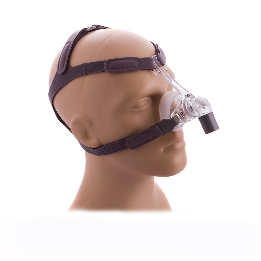 50% off - New Eson nasal mask with Headgear by Fisher and Paykel, size L