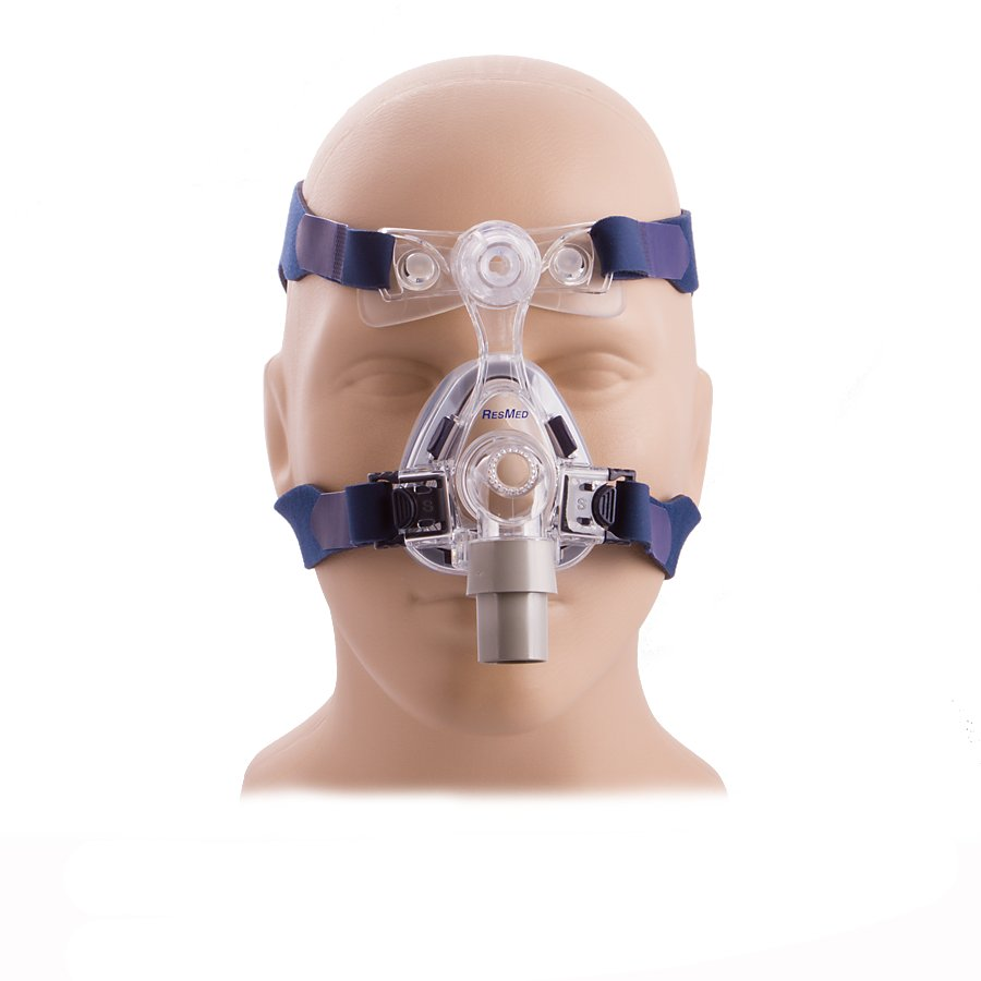 40% off - New ResMed Mirage SoftGel Nasal CPAP Mask with Headgear, Kit. Size S