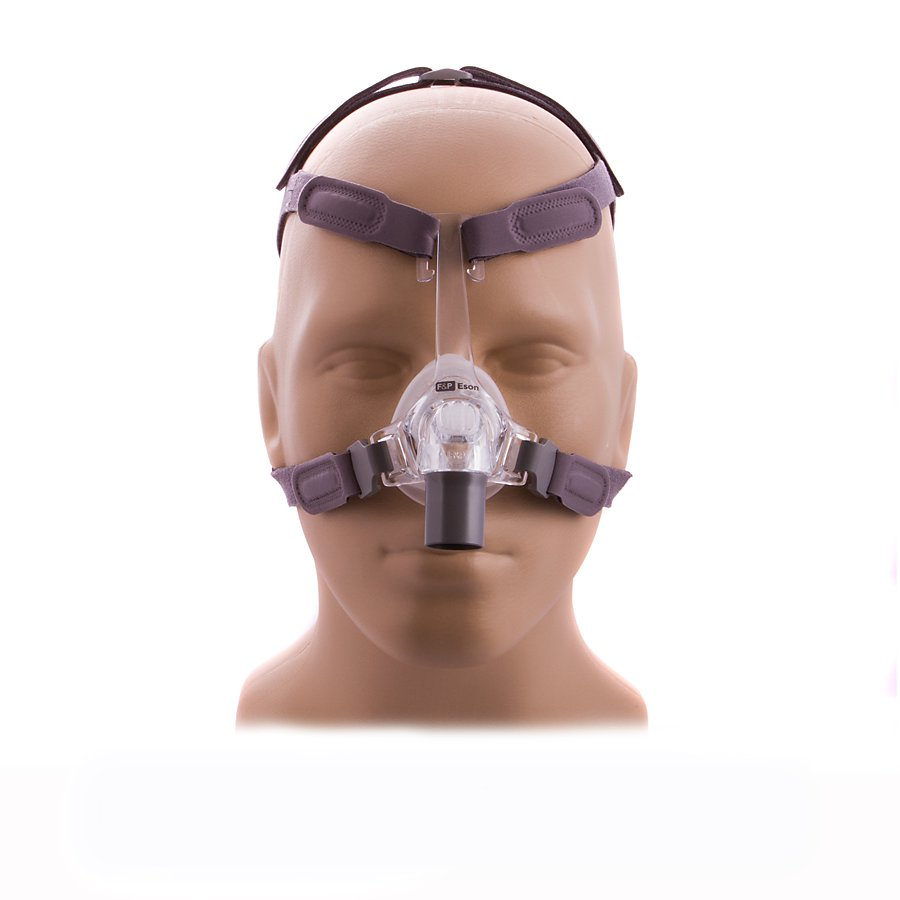 50% off - New Eson nasal mask with Headgear by Fisher and Paykel, size M