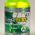 New Kryp2TEST Extreme Potency Testosterone Booster exp 2/23