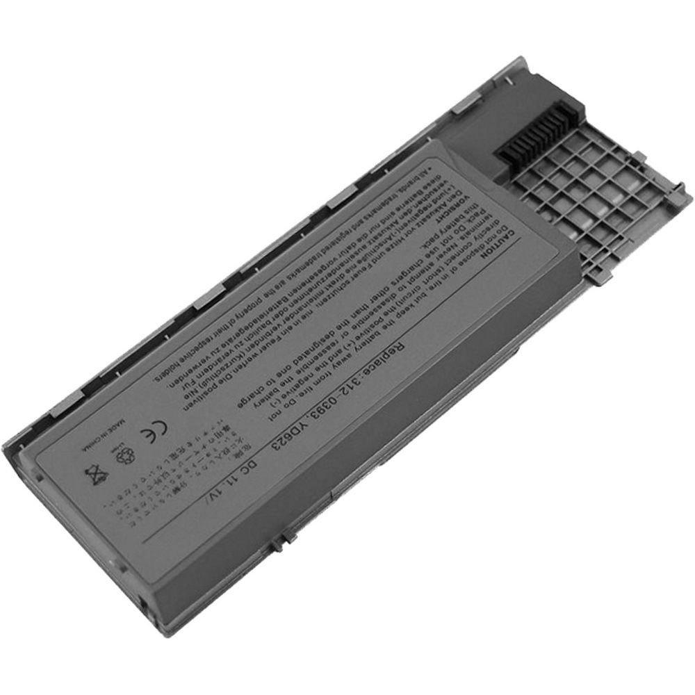 Battery for Dell Latitude D620 D630 M2300 5200mAh
