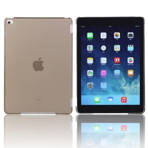 For iPad Air 2 / iPad 6 Black Plastic Hard Protective Case