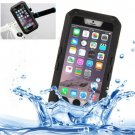 iPhone 6 Plus Black IPX8 Waterproof Touch Sensitive Screen Case with Bike Holder & Lanyard