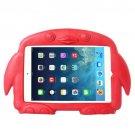 For iPad Mini 1/2/3 Red Penguin EVA Protective Case