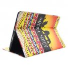For iPad Air/iPad 5 Hakuna Smart Cover Leather case with Holder, Card Slots & Wallet
