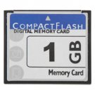 1GB Compact Flash Digital Memory Card (100% Real Capacity)