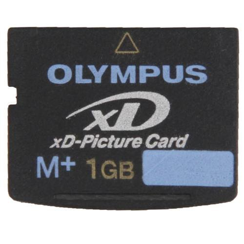 1GB High Speed XD-Picture Card (100% Real Capacity)