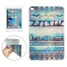For iPad mini 4 National Style Drawing Pattern TPU Protective Case