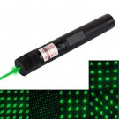 4mw 532nm Green Light Laser Pointer with 4 Lenses