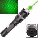4mw 532nm Green Beam Gypsophila Laser Pointer Kit with Adjustable Lens