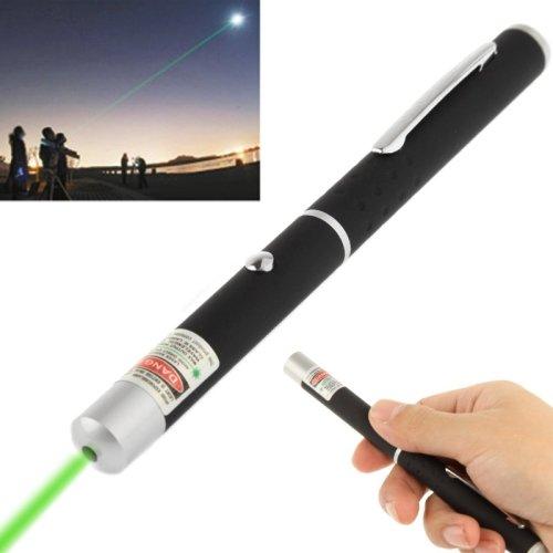 Green Beam Laser Pointer Pen, Max Output: 4mw