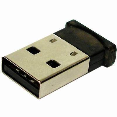 Driveless Micro Bluetooth 2.0 USB Dongle (Adapter) With OVC3620 Chip, Plug & Play