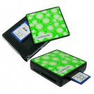 Multislot card reader & writer, Support Card: SD/MMC,MS,XD,CF,TF,M2
