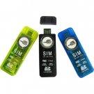 Hi-Speed USB 2.0 3G/SIM,SD/MMC,TF Card Reader