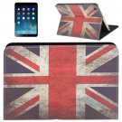 For iPad Mini 1/2/3 Retro United Kingdom Flag Style Leather Case with Holder