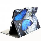 For iPad Air 2/iPad 6 butterfly Pattern Flip Leather Case with Holde,& Card Slots & Wallet