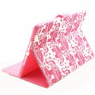 For iPad Air 2/iPad 6 Elephant Pattern Flip Leather Case with Holde,& Card Slots & Wallet