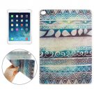 For iPad Air 2 Drawing Pattern TPU Protective Case