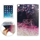 For iPad Air 2 Bicycle Pattern TPU Protective Case