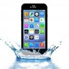 For iPhone 7 Plus Black Tridimensional Diamond Waterproof TPU + PC Case