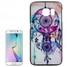 For Galaxy S6 Edge Aesthetic Wind Chimes Pattern Plastic Hard Case