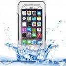 For iPhone 6/6s Silver RIYO IP68 Waterproof Shockproof Dustproof Snowproof Case
