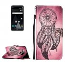 For LG V20 Windbell PU Leather Case with Holder, Card Slots & Lanyard