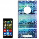 For Lumia 830 National Style Pattern Hard Case