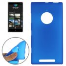 For Lumia 830 Blue Double Frosted TPU Case