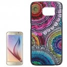 For Galaxy S6 Flower Buds Pattern Hard Case
