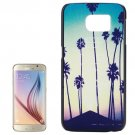 For Galaxy S6 Dandelion Rippled in the Breeze Pattern Hard Case